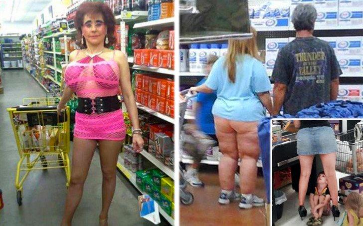 Cei mai dubioşi oameni pe care îi poţi găsi în supermarket
