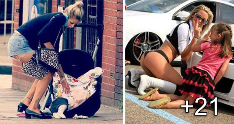 imagini amuzante mame si copii