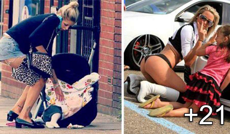 27 de mame nebune care ar trebui pocnite
