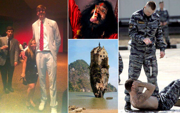 16 imagini incredibile, despre care nu vei crede că pot fi adevărate