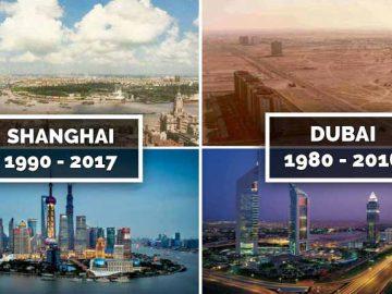 orase care au devenit metropole
