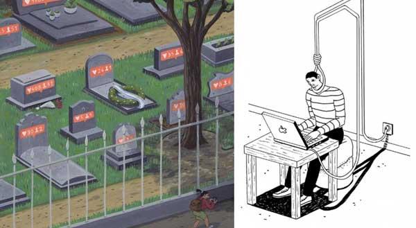 9 imagini profunde, care te vor face să priveşti realitatea crudă în care trăim