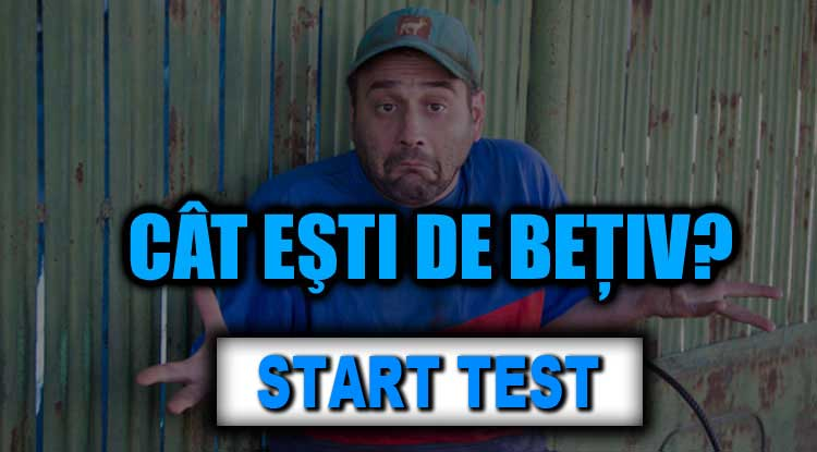Testul Celentano | Află acum cât de beţiv eşti