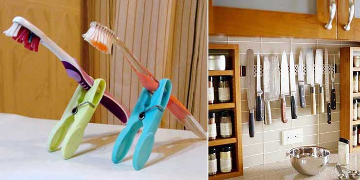 10 invenţii utile în gospodărie, pentru o casă organizată inteligent