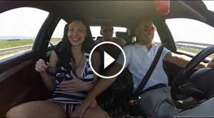 Când şoferii sunt complet idioţi, cu siguranţă apar probleme în trafic (VIDEO)
