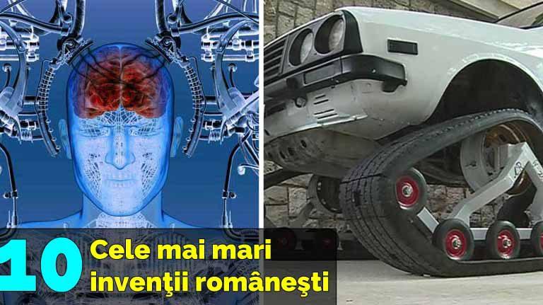 Top 10 cele mai mari invenţii româneşti, care au schimbat lumea