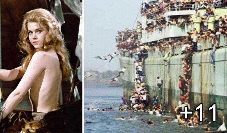 14 imagini istorice, pe care curioşii le vor găsi de-a dreptul fascinante