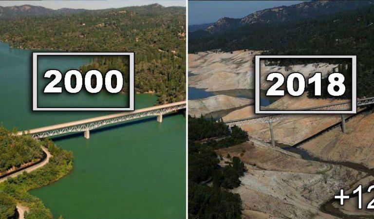 12 imagini care arată schimbările dramatice prin care trece Pământul