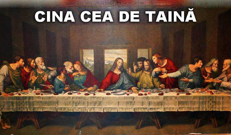 """Mesajele ascunse în """"Cina cea de taină"""", celebra pictură a lui Leonardo da Vinci"""