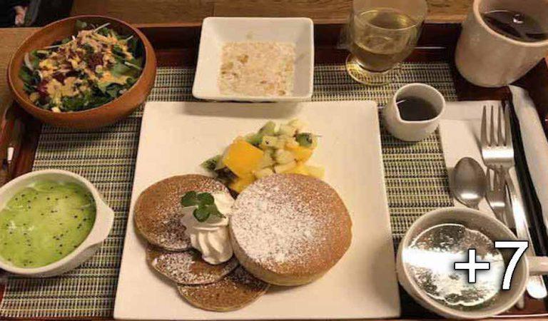 Cum arată mâncarea dintr-o maternitate obişnuită din Japonia