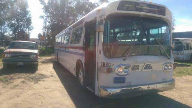 transformare autobuz