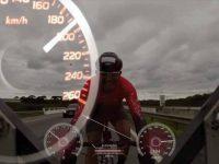 cel mai rapid biciclist din lume
