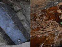 lichidul din sarcofagul din egipt