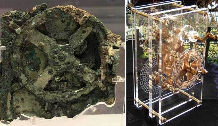 Mecanismul de la Antikythera – calculatorul vechi de 2100 de ani, descifrat de cercetători