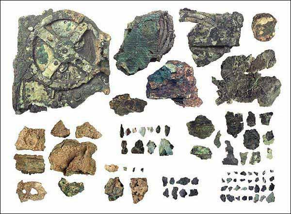 Mecanismul din Antikythera