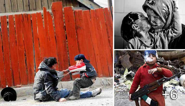 9 fotografii care surprind condiţia umană şi vor stârni în tine emoţii puternice