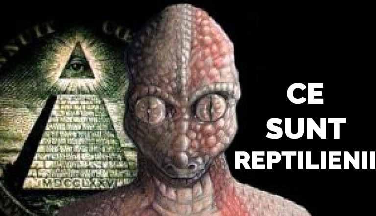 Ce sunt reptilienii | O prezentare obiectivă a unei teorii conspiraţioniste