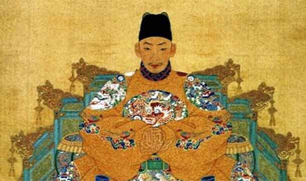 imparatul zhengde al chinei