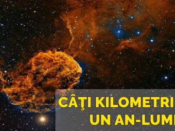 cati kilometri are un an lumina
