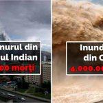 cele mai mortale dezastre naturale