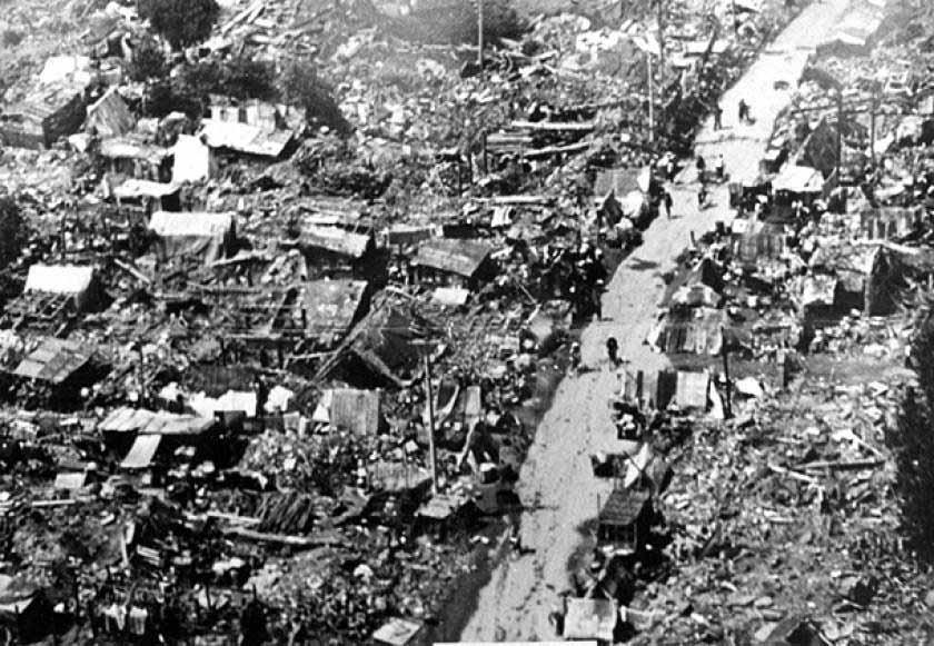 cutremurul din tangshan