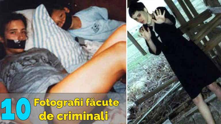 10 fotografii făcute de criminali, înainte de a-şi ucide victimele