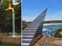 sculpturi care sfideaza legile fizicii