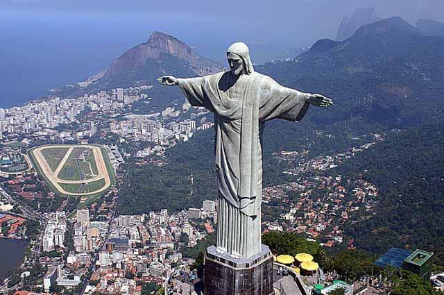 statuia lui iisus de la rio