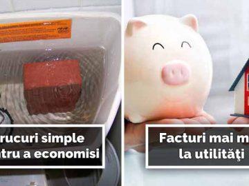 cum sa faci economie