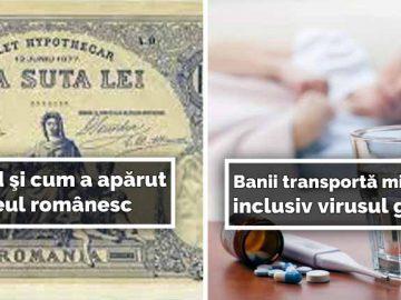 curiozităţi despre bani