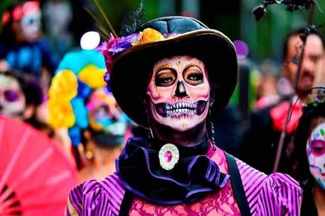 festivalul dia de los muerteos