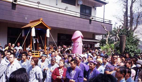 festivaluri ciudate kanamara
