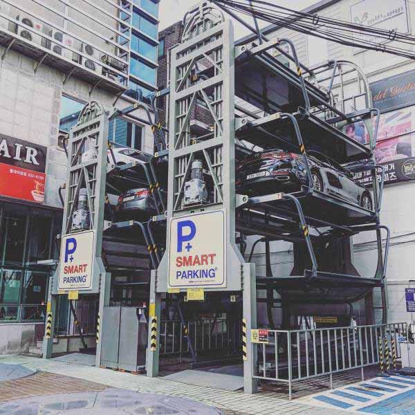 invenţii utile parcare supraterana