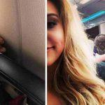 pasageri din avion