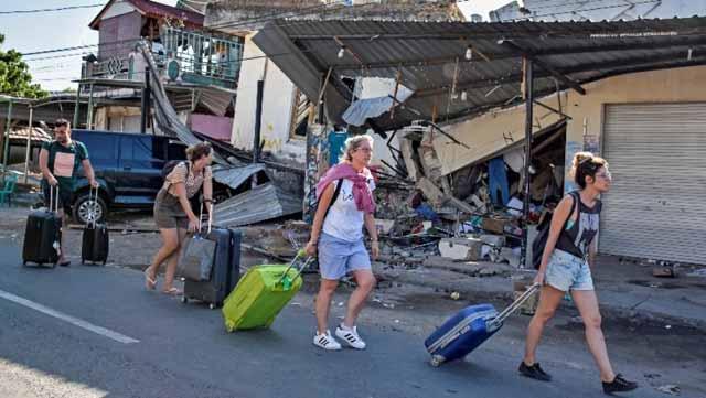 turismul pentru vizitarea dezastrelor