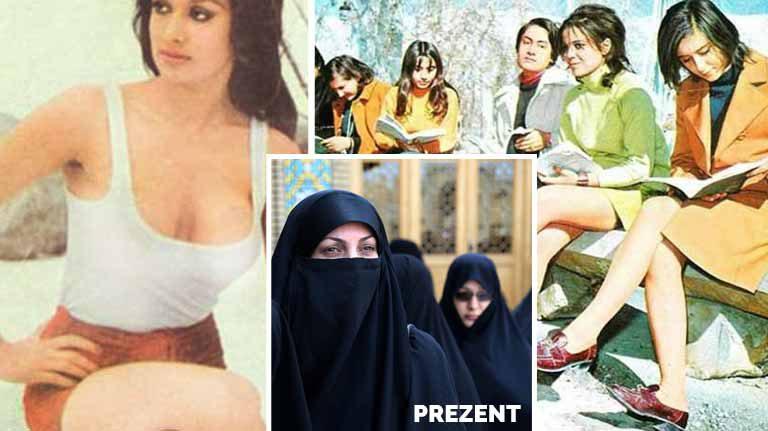 10 imagini despre cum arătau femeile din Iran înainte de Revoluţia Islamică