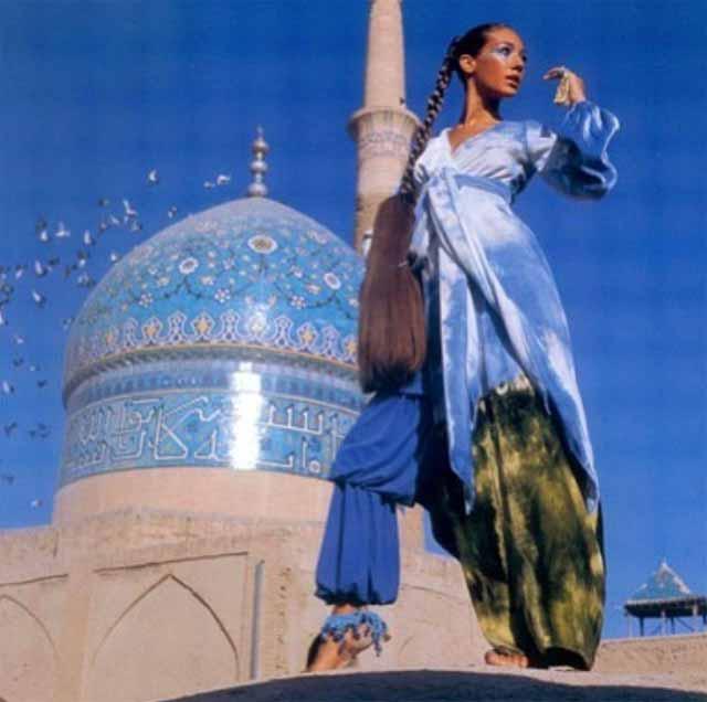revista vogue iran