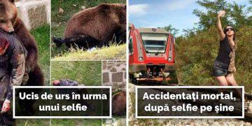 au murit încercând să-şi facă selfie