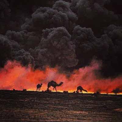 dezastru golful persic