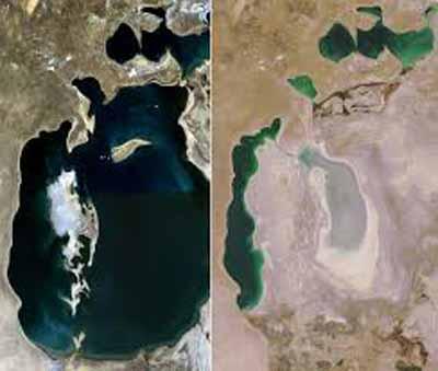 marea aral dezastre ecologice