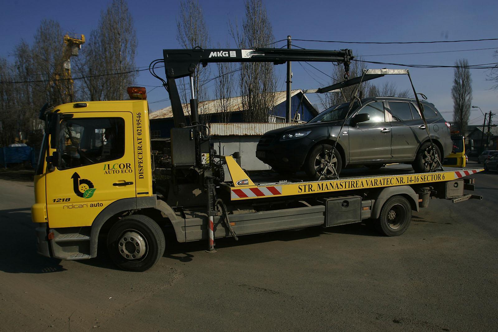 ridicari auto sector 6
