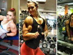 femei musculoase