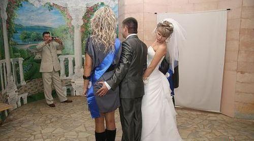 imagini amuzante de la nunta