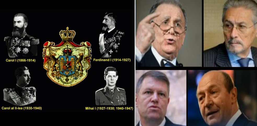 Eşti de acord cu revenirea României la monarhie?