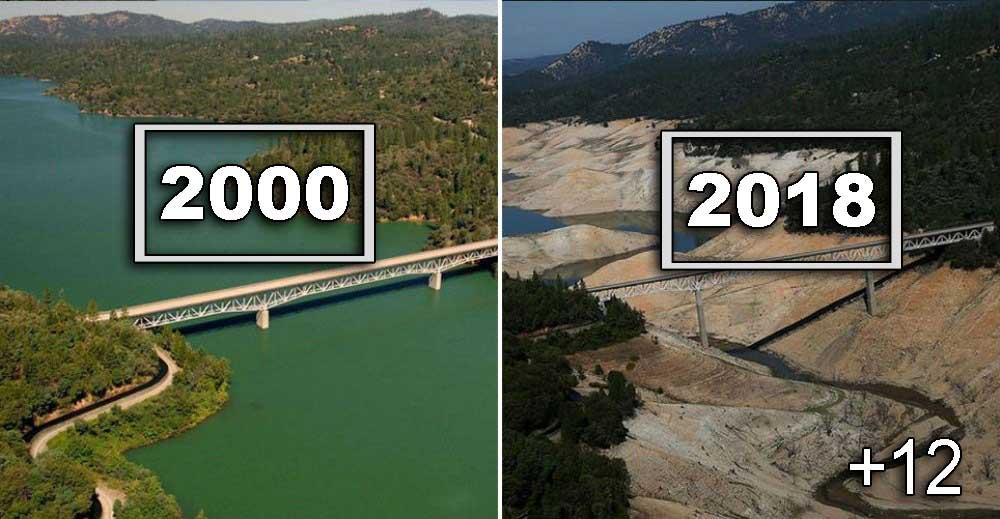 schimbările prin care trece Pământul