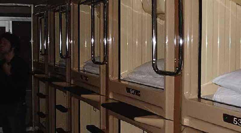 cele mai ciudate camere de hotel din lume