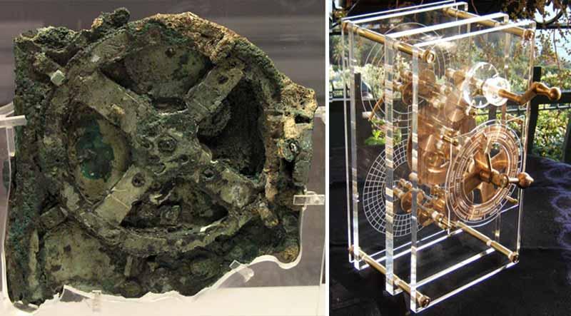 mecanismul de la antikythera