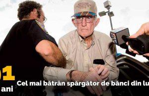 cel mai bătrân spărgător de bănci