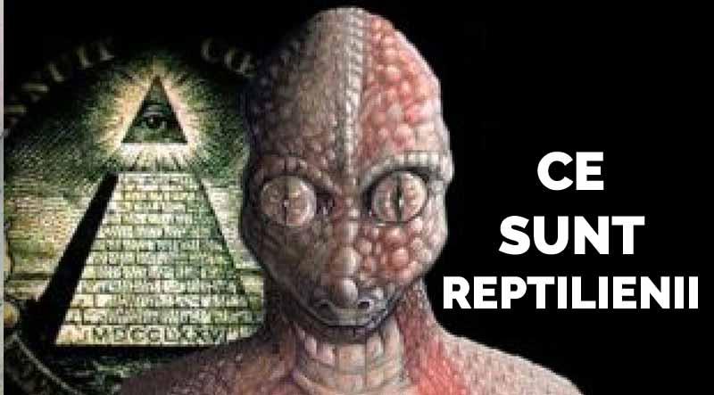ce sunt reptilienii