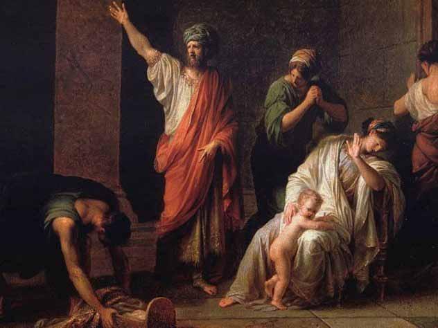 oameni fortati sa-si manance propriii copii pedepse în persia